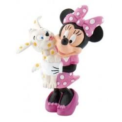 Minnie con perrito - Disney Clásicos