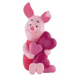 Piglet Corazones - Winnie The Pooh