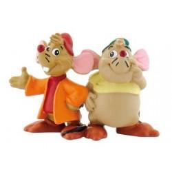 Ratones Gus y Jaq - Cenicienta