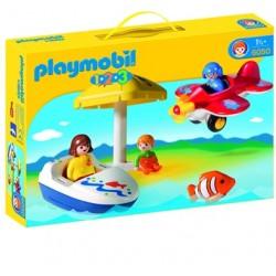 Diversión en Vacaciones - Playmobil