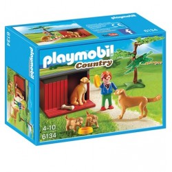 Golden Retrievers - Playmobil