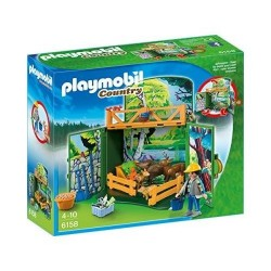 Cofre Bosque - Playmobil