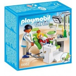 Dentista con Paciente - Playmobil
