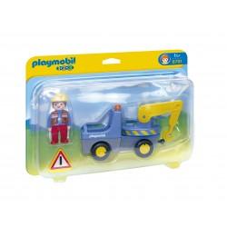 Camion Grua - Playmobil