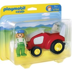 Tractor - Playmobil