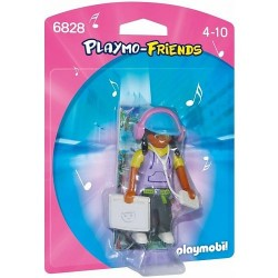 Chica Multimedia - Playmobil friends