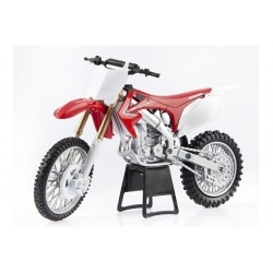Moto Cross Honda 450 1:12 - Expositor