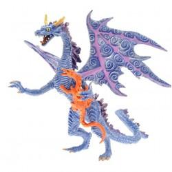 Dragona con Bebe - Plastoy