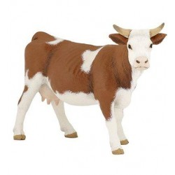 Vaca Simmental - Papo