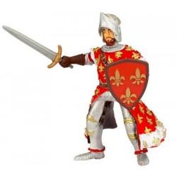 Príncipe Felipe rojo - Papo