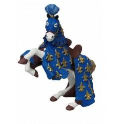 Caballo Príncipe Felipe, azul - Papo