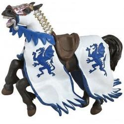 Caballo rey dragón azul - Papo