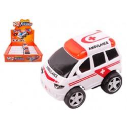 Ambulancia (12 Uds.) - Expositores