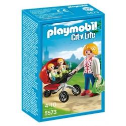 Mama con Gemelos - Playmobil
