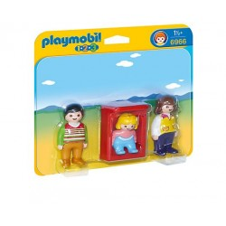 Padres con Bebe - Playmobil