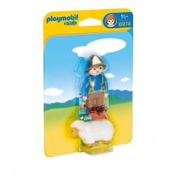 Granjero con Oveja - Playmobil