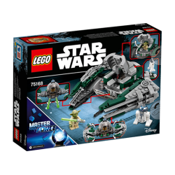 Jedi Starfighter de Yoda - LEGO Star Wars