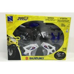 Kit Montaje Moto Suzuki R1000 - Expositor