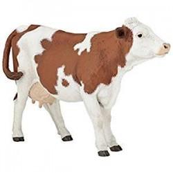 Vaca Montbéliarde - Papo