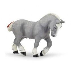 Percheron Gris - Papo