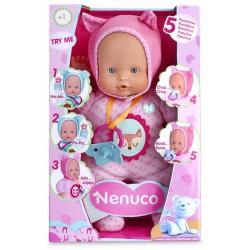 Nenuco Blandito 5 Funciones - Muñecas
