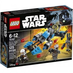 Pack de Batalla: Speeder Bike de Bounty Hunter - Lego
