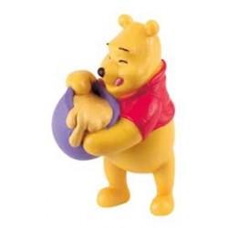Winnie The Pooh con miel - Winnie The Pooh