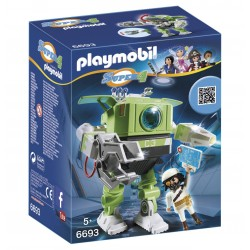 Cleano Robot - Playmobil