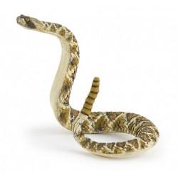 Serpiente de Cascabel - Papo
