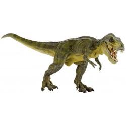T-Rex verde corriendo - Papo