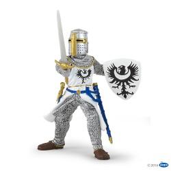 Caballero Blanco con Espada - Papo