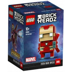 Iron Man - Lego Brickheadz