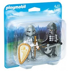 Duo Pack Caballeros - Playmobil