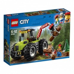 Tractor Forestal - Lego