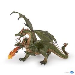 Dragón dos Cabezas - Papo