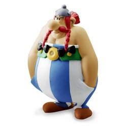 Obelix con manos en los bolsillos - Asterix