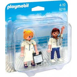 Duo Pack Crucero - Playmobil