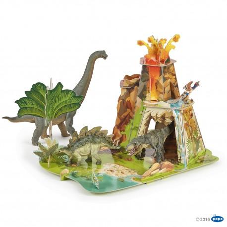 La Tierra de los Dinosaurios - Isiplay PAPO