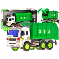 Camión Recogida Residuos Musicales - Juguetes