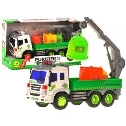 Camión Reciclaje Musicales - Juguetes