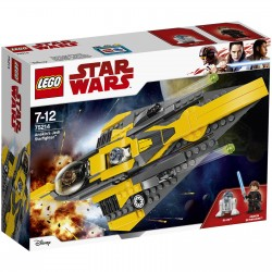 Anakin Starfighter - Lego Star Wars