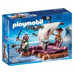 Balsa Pirata - Playmobil