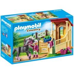 Caballo Arabe con Establo - Playmobil