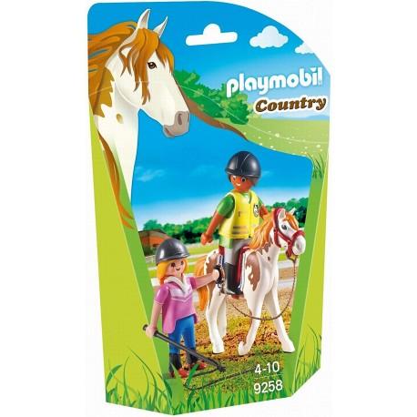 Profesor de Equitación - Playmobil