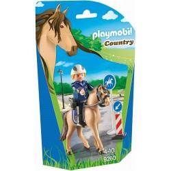 Policía Montada - Playmobil