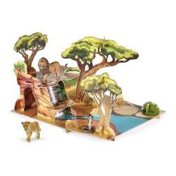 La Sabana +3 Figuras - Isiplay PAPO
