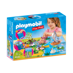 Play Map Hadas de Jardin - Playmobil