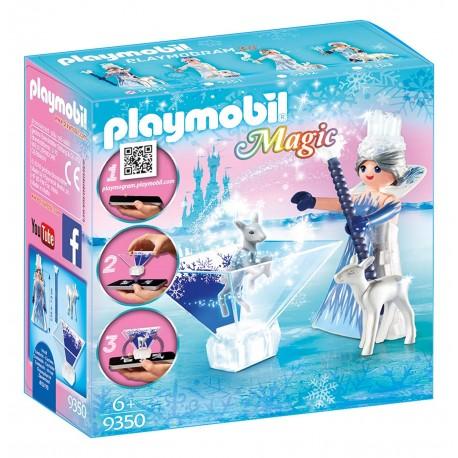 Princesa Cristal de Hielo - Playmobil