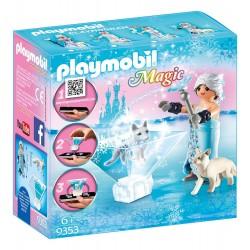 Princesa Invierno - Playmobil