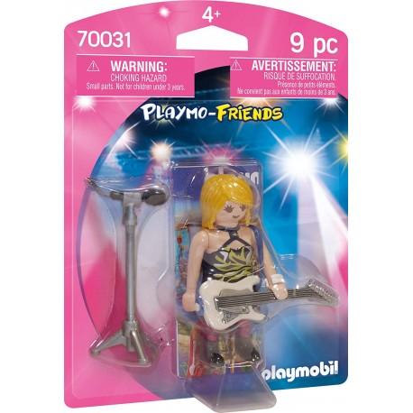 Estrella de Rock - Playmo Friends
